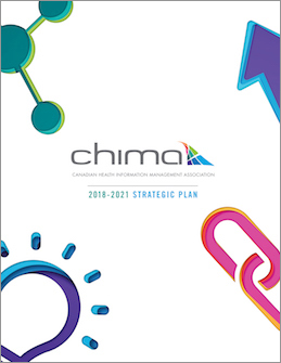 CHIMA Strategic Plan Cover