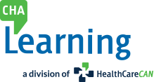CHA learning logo