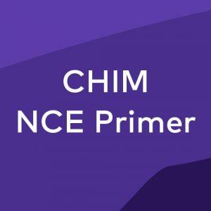 CHIM NCE Primer