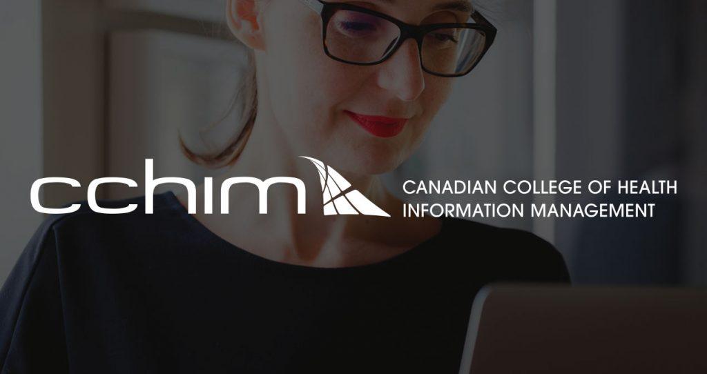 Canadian College of Health Information Management logo