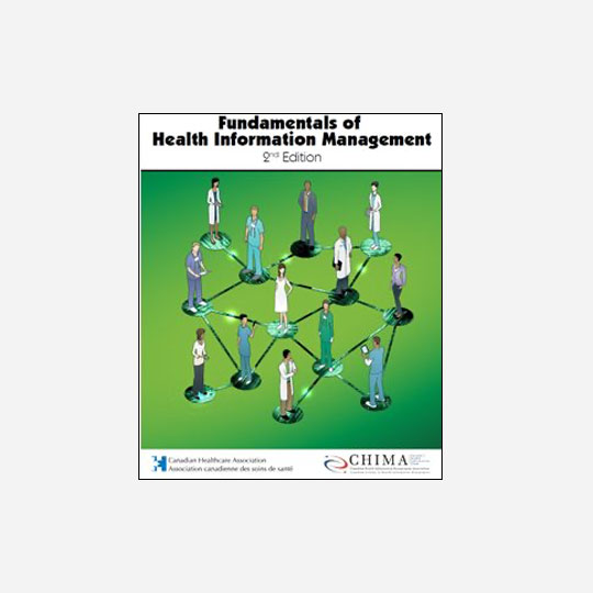 Fundamentals of Health Information Management 2nd Edition Textbook Cover