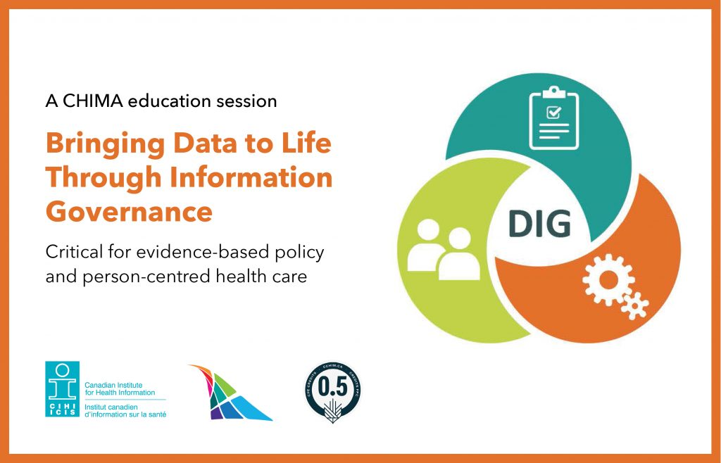 Feature image Bringing data to life through information governance