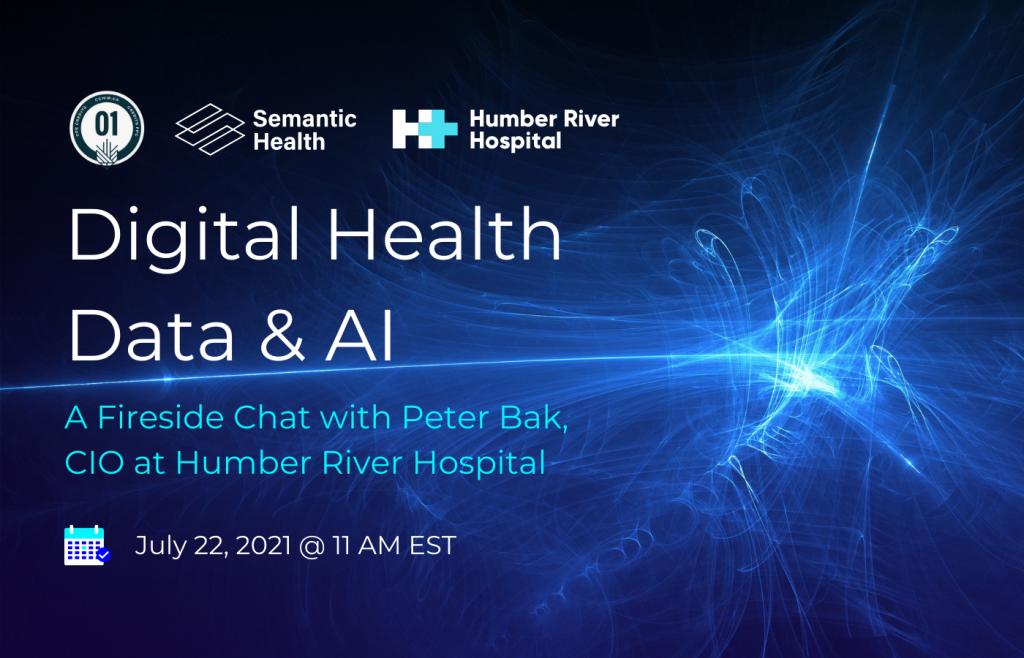 Semantic health digital health data webinar