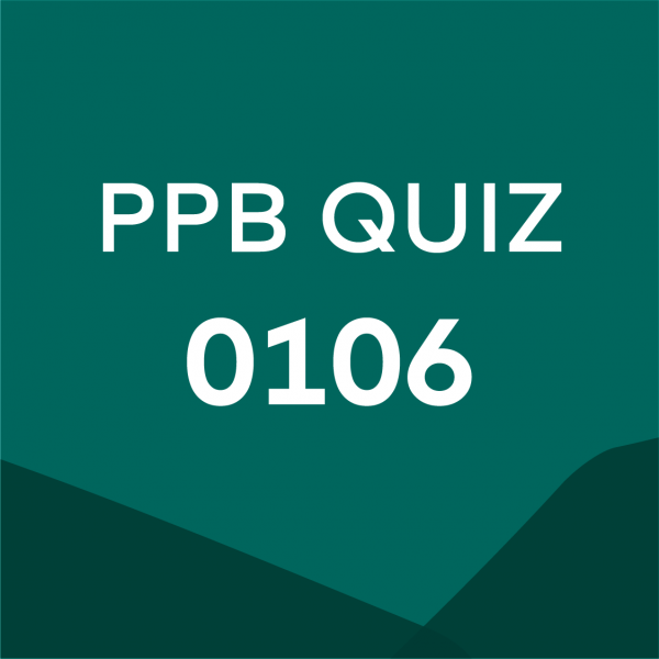 Product card image for PPB quiz 0106